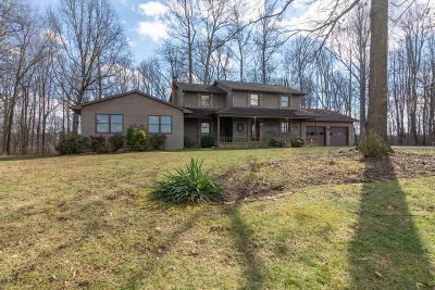 Abingdon Single Family Home For Sale: 17814 Old Jonesboro Road