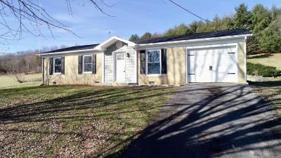 Rural Retreat Single Family Home Active Contingency: 554 Radio Dr