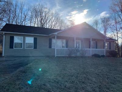 Galax Single Family Home Active Contingency: 100 Bailey Lane