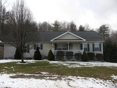 Galax Single Family Home For Sale: 92 Nature Trl