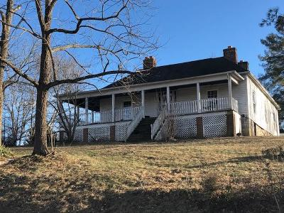 Wytheville Single Family Home Active Contingency: 375 Madison St.
