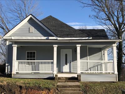 Bristol VA Single Family Home Active Contingency: $74,000