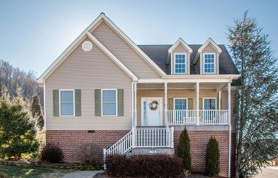 Bristol VA Single Family Home Active Contingency: $269,900