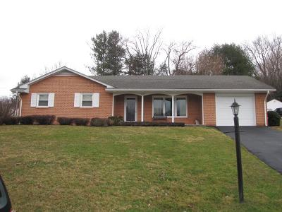 Marion Single Family Home For Sale: 1209 Culbert Dr