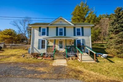 Bland Single Family Home For Sale: 59 Jackson St.
