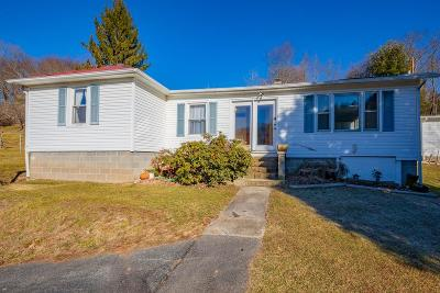 Bland Single Family Home For Sale: 1433 Main St.