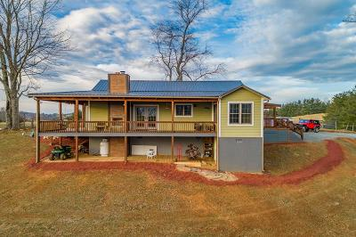 Galax Single Family Home For Sale: 1357 Old Quaker Rd