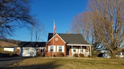 Abingdon Single Family Home For Sale: 15497 Porterfield Hwy