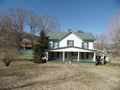 Glade Spring Single Family Home For Sale: 36443 Widener Valley Rd