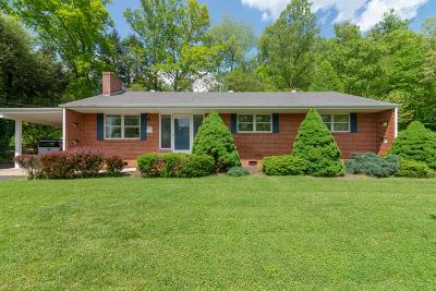 Bristol VA Single Family Home For Sale: $135,000