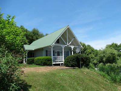 Carroll County, Grayson County Single Family Home For Sale: 368 Whispering Ridge
