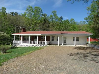 Carroll County, Grayson County Single Family Home For Sale: 322 Spencers Mill Road