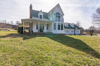 Abingdon VA Single Family Home For Sale: $295,000