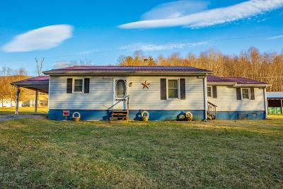 Marion Single Family Home For Sale: 263 Deans Branch