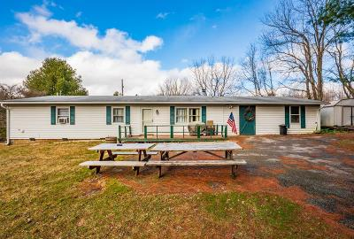 Bland Single Family Home For Sale: 2359 Byrnes Chapel Road