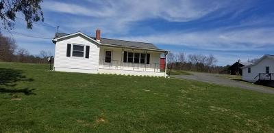 Chilhowie VA Single Family Home For Sale: $200,000