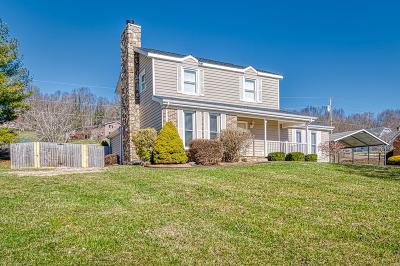 Abingdon Single Family Home Active Contingency: 19205 Stone Mountain Road