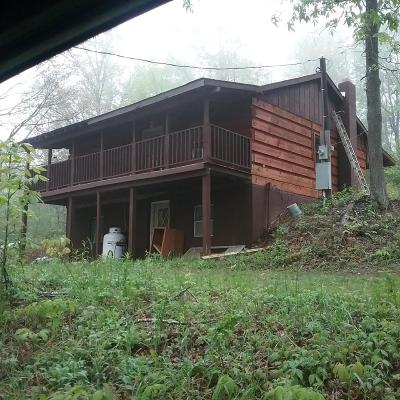 Single Family Home For Sale: 386 Buck Mountain Road