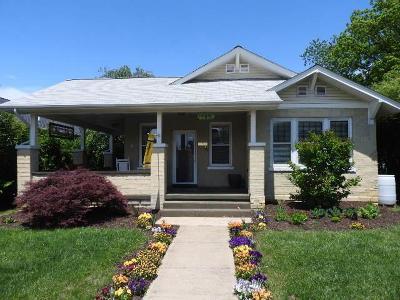 Bristol Single Family Home Active Contingency: 815 Fairmount Avenue