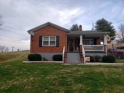 Rural Retreat Single Family Home For Sale: 304 Greever St