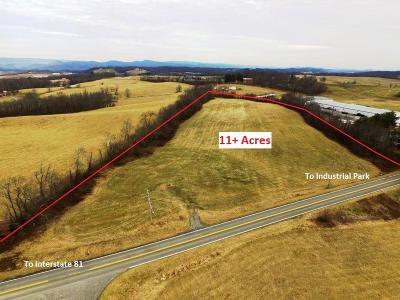 Rural Retreat Residential Lots & Land For Sale: Tbd Gienow Road