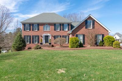 Abingdon Single Family Home For Sale: 800 Wingedfoot Court