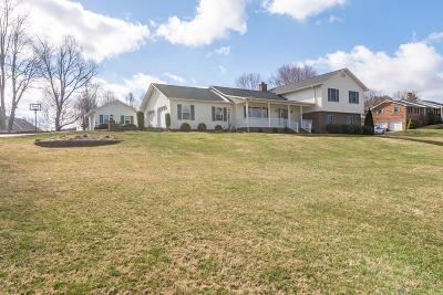 Glade Spring Single Family Home For Sale: 33424 Graceland Lane