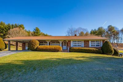 Bland Single Family Home For Sale: 44 Scenic Hwy.