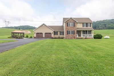 Abingdon VA Single Family Home For Sale: $339,900