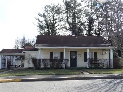 Galax Single Family Home Active Contingency: 207 Parkwood Dr