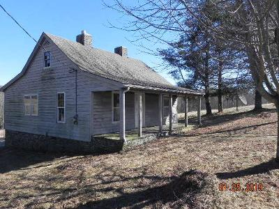 Carroll County Single Family Home For Sale: 2141 Terrys Mill Rd.
