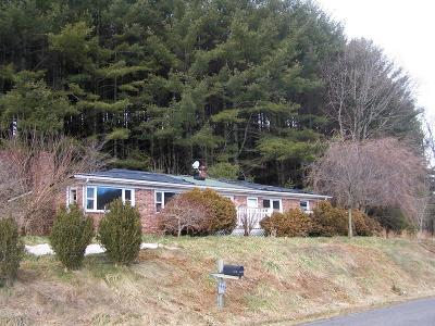 Galax Single Family Home For Sale: 1472 Soapstone Rd
