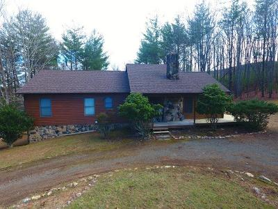 Galax Single Family Home For Sale: 2234 Little River Rd.