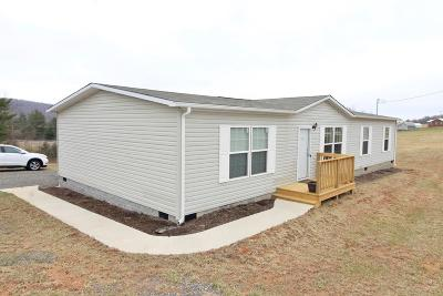 Carroll County, Grayson County Manufactured Home For Sale: 172 Maple Shade Road