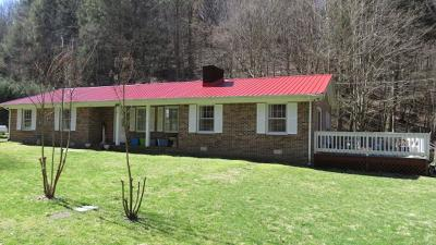 Damascus Single Family Home For Sale: 37690 Chestnut Mountain Road