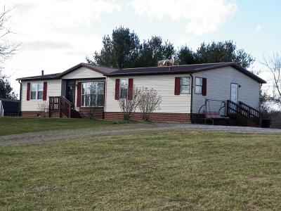 Rural Retreat Manufactured Home For Sale: 1730 Ridge Avenue