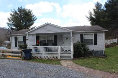 Saltville Manufactured Home For Sale: 267&255 Cove Street