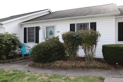 Abingdon VA Condo/Townhouse For Sale: $89,900