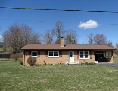 Galax Single Family Home Active Contingency: 324 Parkwood Drive