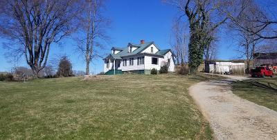 Grayson County Single Family Home For Sale: 2524 Potato Creek Rd.