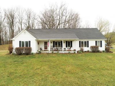Carroll County Single Family Home Active Contingency: 734 Shepherds Place