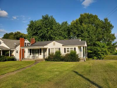 Bristol VA Single Family Home For Sale: $79,900