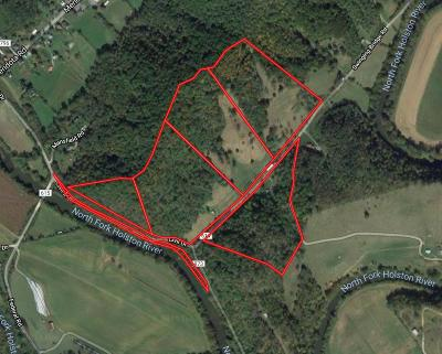 Bristol Residential Lots & Land For Sale: 3130 Swinging Bridge Road