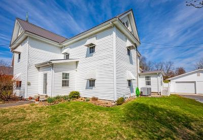 Glade Spring Single Family Home For Sale: 323 Grace Street