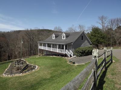 Carroll County, Grayson County Single Family Home For Sale: 189 Heavenly View Lane
