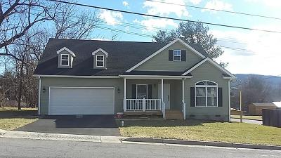Wytheville Single Family Home For Sale: 1185 Spiller St