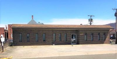Galax Commercial For Sale: 211 Jefferson St.