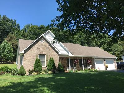 Max Meadows Single Family Home Active Contingency: 131 Wildwood Lane