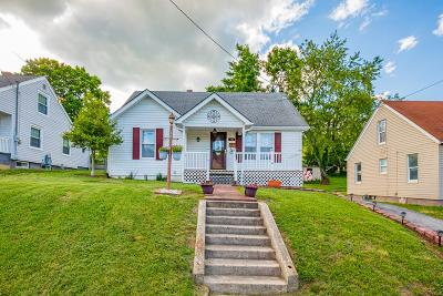 Wythe County Single Family Home For Sale: 540 Spiller St.