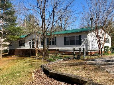 Carroll County Single Family Home Active Contingency: 13361 Fancy Gap Hwy